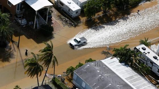 Florida tan hoang sau bão Irma ảnh 25