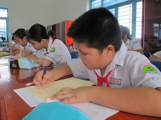 """Cuộc thi """"Văn hay chữ tốt"""" năm 2017 tại TPHCM: Quận Tân Bình khởi động vòng thi cấp quận, huyện ảnh 2"""