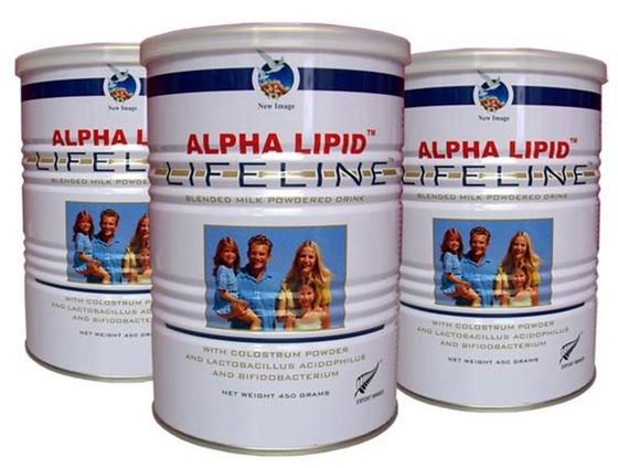 Sữa non Alpha Lipid có chữa được bệnh ung thư? ảnh 1