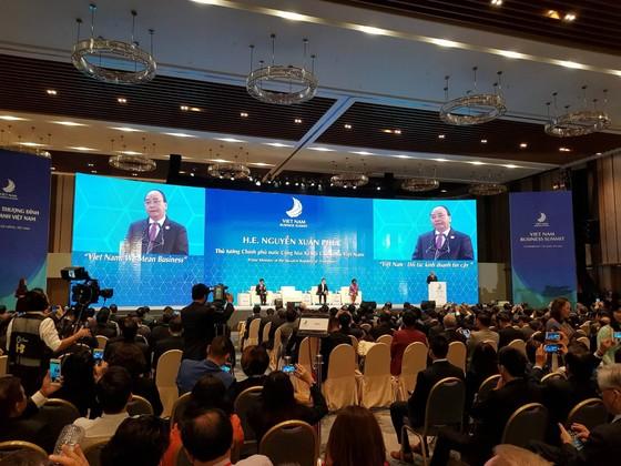 Thủ tướng phát biểu khai mạc Hội nghị Thượng đỉnh Kinh doanh VBS ảnh 2