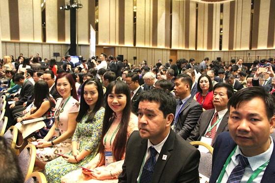 Thủ tướng phát biểu khai mạc Hội nghị Thượng đỉnh Kinh doanh VBS ảnh 5