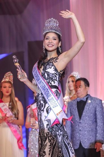 Người đẹp Philippines đăng quang Hoa hậu Du lịch Quốc tế 2017 ảnh 3