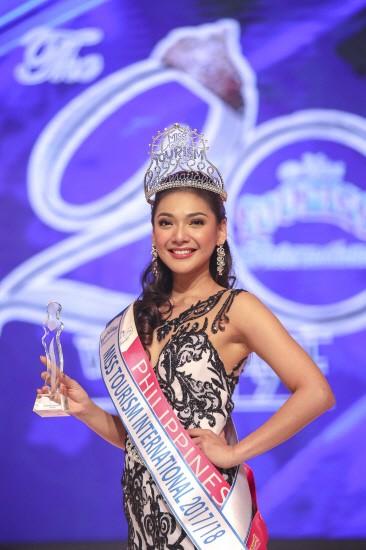 Người đẹp Philippines đăng quang Hoa hậu Du lịch Quốc tế 2017 ảnh 2