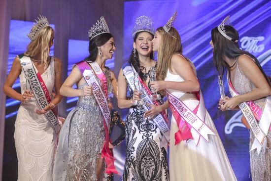 Người đẹp Philippines đăng quang Hoa hậu Du lịch Quốc tế 2017 ảnh 4