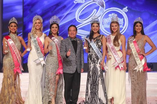 Người đẹp Philippines đăng quang Hoa hậu Du lịch Quốc tế 2017 ảnh 5