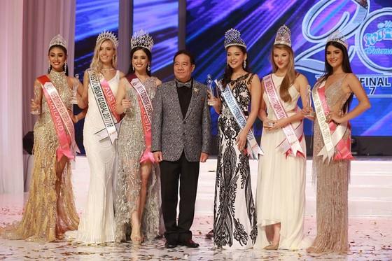 Người đẹp Philippines đăng quang Hoa hậu Du lịch Quốc tế 2017 ảnh 6