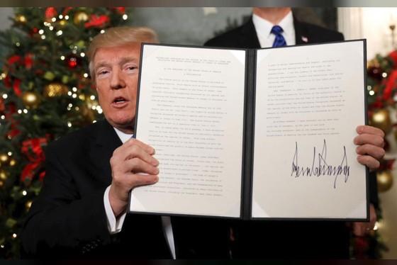 Mỹ công nhận Jerusalem là thủ đô của Israel  ảnh 2