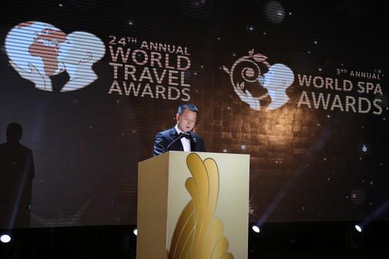InterContinental Danang Sun Peninsula Resort làm nên điều chưa từng có trong lịch sử World Travel Awards ảnh 3