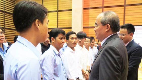 Bí thư Thành ủy TPHCM Nguyễn Thiện Nhân kết thúc tốt đẹp chuyến thăm, làm việc tại Lào và Campuchia ảnh 2