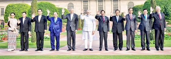 Chuyển động chính sách Hành động phía Đông, Hội nghị cấp cao Ấn Độ với các nước ASEA ảnh 1