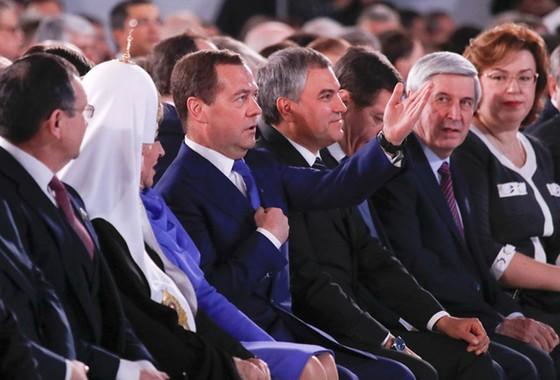 Tổng thống Nga Vladimir Putin đọc Thông điệp liên bang ảnh 4