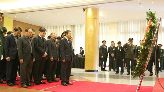 Lễ viếng nguyên Thủ tướng Phan Văn Khải tại Hà Nội ảnh 8