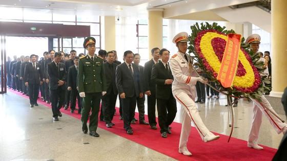 Lễ viếng nguyên Thủ tướng Phan Văn Khải tại Hà Nội ảnh 9
