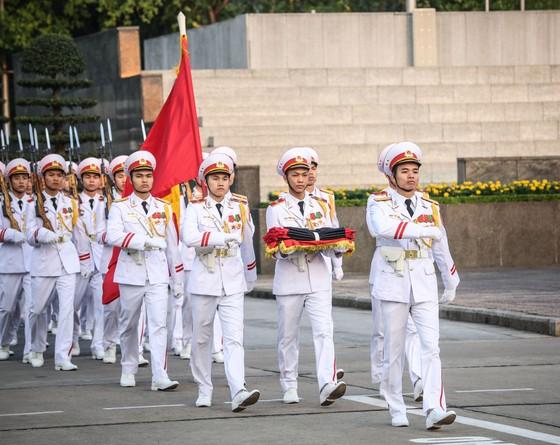 Lễ viếng nguyên Thủ tướng Phan Văn Khải tại Hà Nội ảnh 1