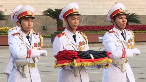 Lễ viếng nguyên Thủ tướng Phan Văn Khải tại Hà Nội ảnh 2