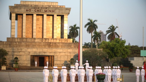 Lễ viếng nguyên Thủ tướng Phan Văn Khải tại Hà Nội ảnh 4