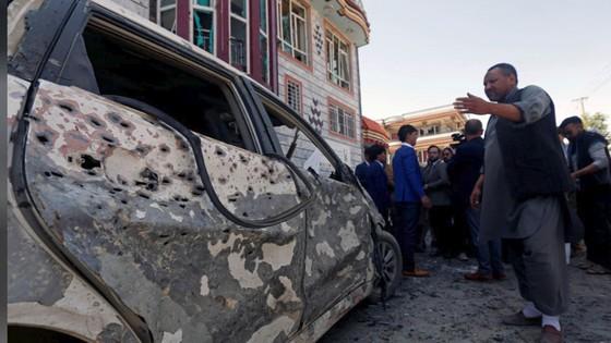 Đánh bom liều chết tại trung tâm đăng ký bầu cử ở Afghanistan, 85 người thương vong ảnh 2