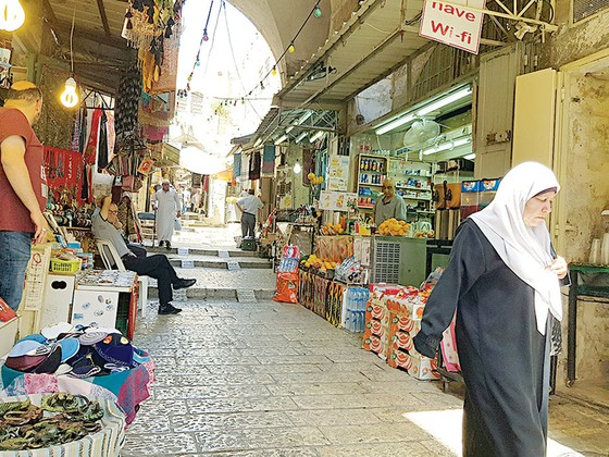 Jerusalem yên bình ảnh 6