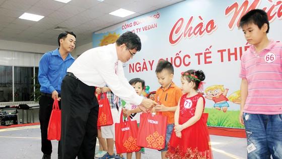 Rộn ràng niềm vui trong Ngày Tết thiếu nhi tại Vedan Việt Nam ảnh 2