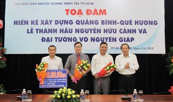 111 triệu đồng quà tặng đồng hương khó khăn tỉnh Quảng Bình ảnh 3