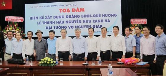 111 triệu đồng quà tặng đồng hương khó khăn tỉnh Quảng Bình ảnh 1