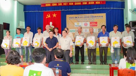 Saigon Tourist tổ chức chương trình vì cộng đồng tại Bến Tre ảnh 1