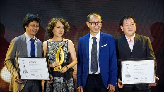 Kiến Á thắng lớn ở 7 hạng mục giải thưởng bất động sản uy tín Viet Nam Property Awards 2018 ảnh 3