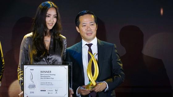 Kiến Á thắng lớn ở 7 hạng mục giải thưởng bất động sản uy tín Viet Nam Property Awards 2018 ảnh 1