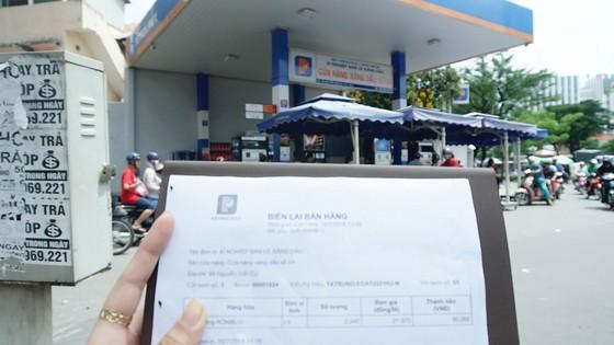 In hóa đơn bán lẻ xăng dầu: Bao giờ thực hiện? ảnh 1