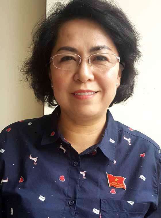 Chủ tịch Ủy ban MTTQ TPHCM Tô Thị Bích Châu: Dân vẫn chưa hài lòng về thủ tục hành chính ảnh 1
