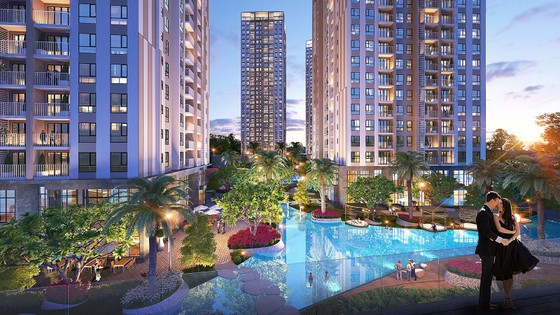 Lợi thế của các căn hộ bên sông ở khu Đông TPHCM ảnh 3