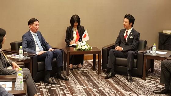 Hội nghị thượng đỉnh các thành phố Châu Á Thái Bình Dương tại thành phố Fukuoka, Nhật Bản ảnh 2