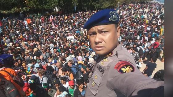 Động đất tại Indonesia: Sơ tán 900 du khách trên quần đảo gần Lombok ảnh 6
