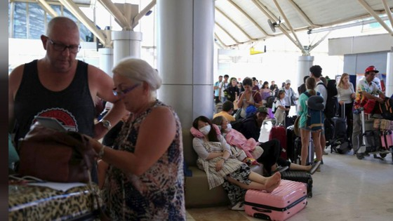Động đất tại Indonesia: Sơ tán 900 du khách trên quần đảo gần Lombok ảnh 3