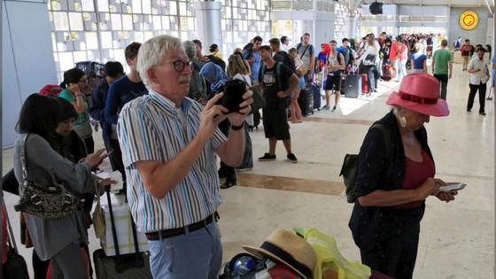 Động đất tại Indonesia: Sơ tán 900 du khách trên quần đảo gần Lombok ảnh 4