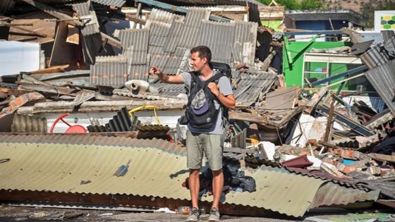 Động đất tại Indonesia: Sơ tán 900 du khách trên quần đảo gần Lombok ảnh 2