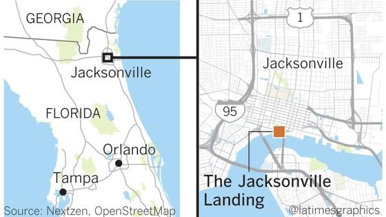Xả súng tại Florida, Mỹ: Ít nhất 13 người thương vong ảnh 1