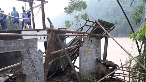 Thanh Hóa: Một trường học bị sập trước thềm năm học mới do mưa lũ ảnh 2