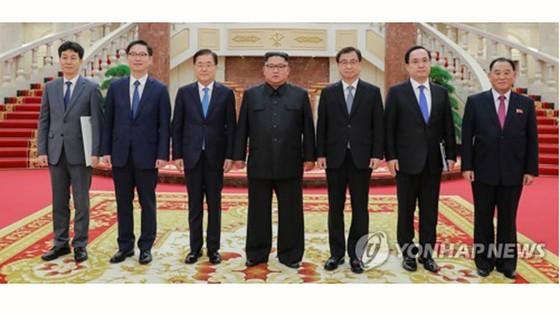 Cuộc gặp thượng đỉnh liên Triều sẽ diễn ra từ ngày 18 đến ngày 20-9  ảnh 2