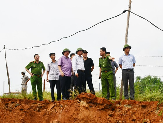 Khắc phục hậu quả sự cố vỡ đập bãi thải tại Bảo Thắng, Lào Cai ảnh 4