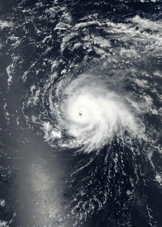 Siêu bão Florence là một trong chuỗi 9 cơn bão đang hoạt động trên thế giới ảnh 5