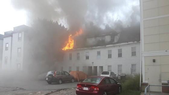 Hàng chục vụ nổ khí gas ở ngoại ô TP Boston, 1 người thiệt mạng, 12 người bị thương ảnh 6