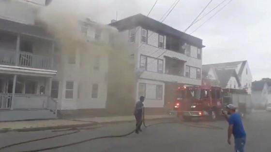 Hàng chục vụ nổ khí gas ở ngoại ô TP Boston, 1 người thiệt mạng, 12 người bị thương ảnh 11