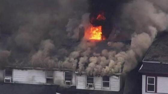 Hàng chục vụ nổ khí gas ở ngoại ô TP Boston, 1 người thiệt mạng, 12 người bị thương ảnh 1
