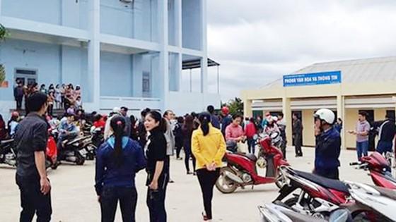"""Hàng trăm giáo viên huyện Krông Pắk """"cầu cứu"""" Thủ tướng ảnh 2"""