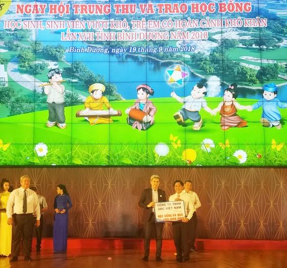 URC Việt Nam tài trợ chương trình Ngày hội Trung thu tỉnh Bình Dương ảnh 1