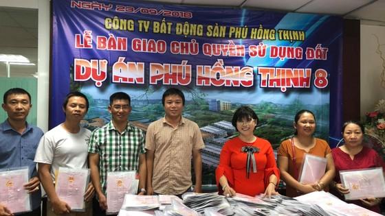 Dự án Phú Hồng Thịnh: Giao nền liền tay cầm ngay chủ quyền ảnh 1