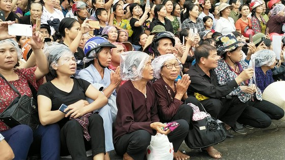 Linh cữu Chủ tịch nước đã về quê hương Quang Thiện ảnh 44