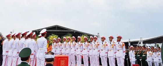 Linh cữu Chủ tịch nước đã về quê hương Quang Thiện ảnh 6
