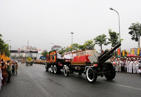Linh cữu Chủ tịch nước đã về quê hương Quang Thiện ảnh 26